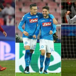 Liverpool, Napoli and Real Madrid all endured differing Champions League results