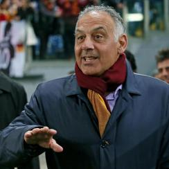 Roma owner James Pallotta is overseeing the construction of the club's new stadium