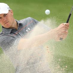 Jordan Spieth won the Hero World Challenge in 2014.
