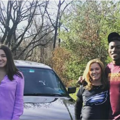 Corey Clement's high school guidance counselor promised him that if he made the NFL, she'd give him a BMW.