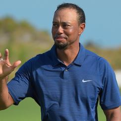 Tiger Woods returns to pro golf this week.