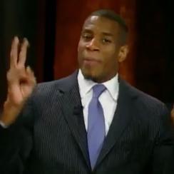 Antonio Daniels goes in on Thunder