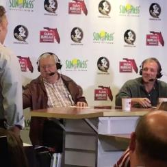 Fan asks Jimbo Fisher about his loyalty