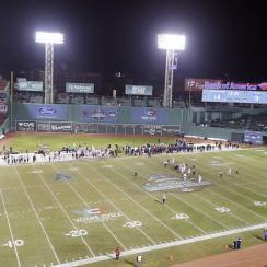 Harvard-Yale football: Fenway Park hosts 2018 game
