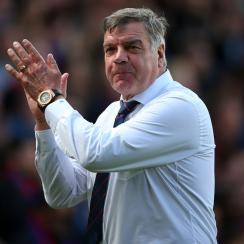 Sam Allardyce is headed to Everton as the club's new manager