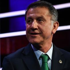 Juan Carlos Osorio and Mexico have a tough task ahead of them in the World Cup