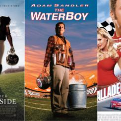 Best sports movies ever: Top 10 by box office money