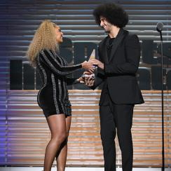 beyonce speech colin kaepernick