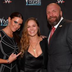 Ronda Rousey to WWE