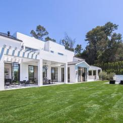 LeBron James: New house in Los Angeles for Cavs F