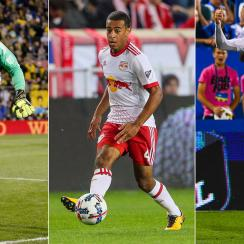 Zack Steffen, Tyler Adams and Christian Ramirez could all get looks at next month's USMNT January camp