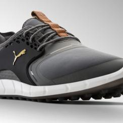 The new Puma Ignite PwrSport golf shoe.