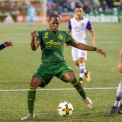 Darlington Nagbe is on his way from Portland to Atlanta.