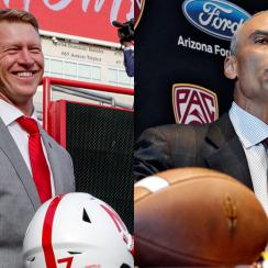 Coaching hire grades: Scott Frost, Herm Edwards and the rest of the college football carousel