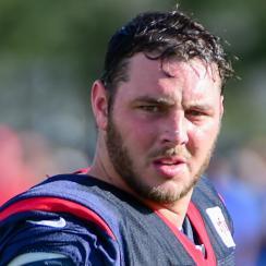 David Quessenberry: Texans OL, cancer survivor, to make NFL debut