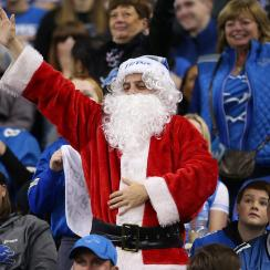 Sports on TV on Christmas: Full NBA, NFL, college schedule