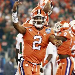 Kelly Bryant: How Clemson QB replaced Deshaun Watson, reached College Football Playoff