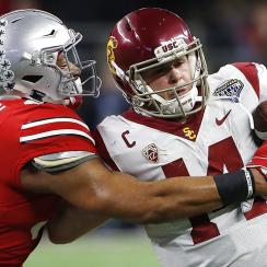 Cotton Bowl 2017: Sam Darnold, USC humbled by Ohio State