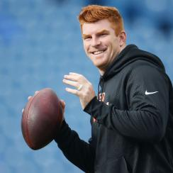 Andy Dalton: Bills fans donate to Bengals QB's charity