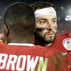Baker Mayfield: Rose Bowl loss sends Oklahoma star QB to NFL draft