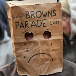 Browns parade