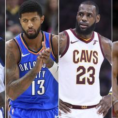 NBA in 2018