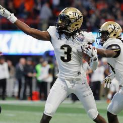 UCF's undefeated season marks another aggreived Group of Five team