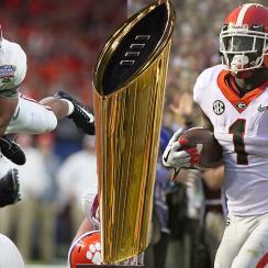 2018 National Championship Game picks: Georgia vs. Alabama predictions