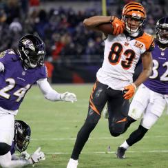 Bills fans donate to Bengals WR Tyler Boyd's charity