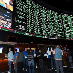 According to a report from Eilers & Krejcik Gaming, 18 states could propose sports gambling legislation in 2018.