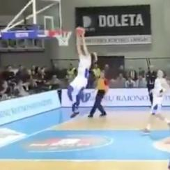 LaMelo Ball and LiAngelo Ball Lithuanian debut