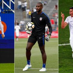 Christian Ramirez, Bill Hamid and Rubio Rubin will take part in USMNT's January camp