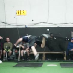 Cleveland Indians' Trevor Bauer throws 117 mph (video)