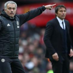 Jose Mourinho and Antonio Conte have engaged in a vicious war of words