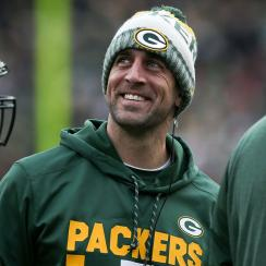 aaron rodgers dating danica patrick