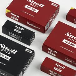New Snell MTB golf balls
