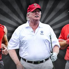 Donald Trump height, weight: Athletes who are same size