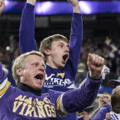Vikings fans asked to attend mass
