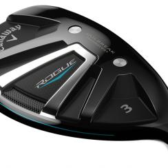 The new Callaway Rogue hybrid.