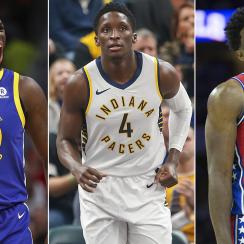NBA All-Star Starters 2018