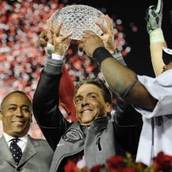Nick Saban's Alabama national championships: Ranking all five teams