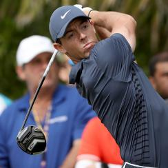 Rory McIlroy closed with a two-under 70 Sunday in Abu Dhabi.