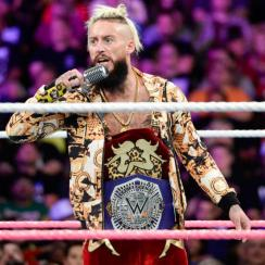 Enzo Amore suspension