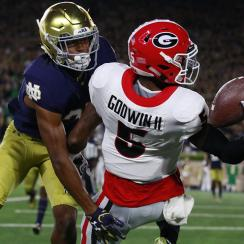 Georgia, Notre Dame, USC, TCU among 2018 college football season's regression candidates