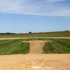 Field of Dreams: Iowa movie set damaged by truck driver