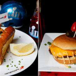 Super Bowl food: Concession items for sale in Minnesota
