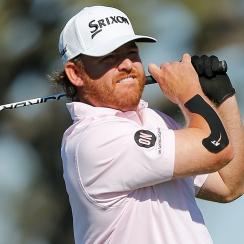 J.B. Holmes finished a shot out of the playoff on Sunday.