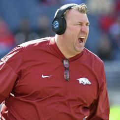 Bret Bielema on Wisconsin, Arkansas, Super Bowl LII and career's next move