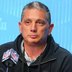 Eagles defensive coordinator Jim Schwartz