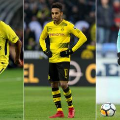 Lucas Moura, Pierre-Emerick Aubameyang and Chicharito are all involved heavily in transfer rumors.